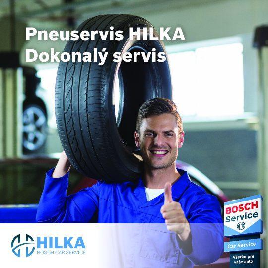 HILKA Bosch Car Service