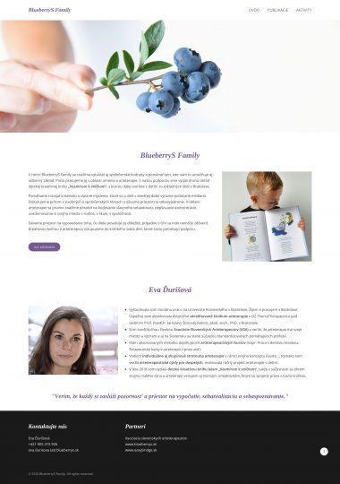 www.blueberrysfamily.sk